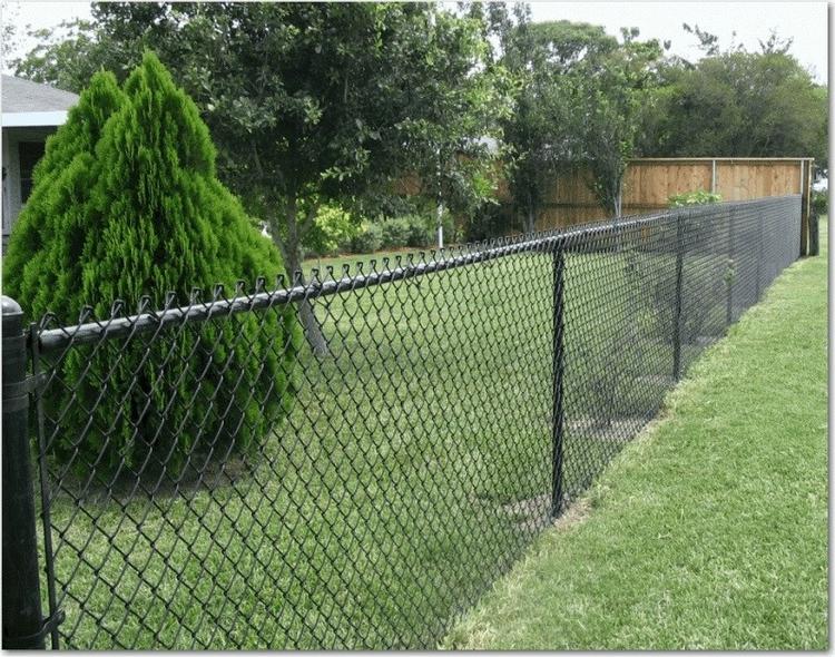 Galvanized chain link fences de - aruvilinternational | ello
