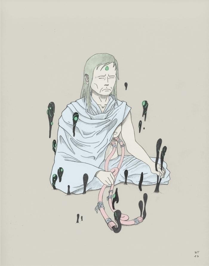 illustration, drawing, pencil - 3-3-3 | ello