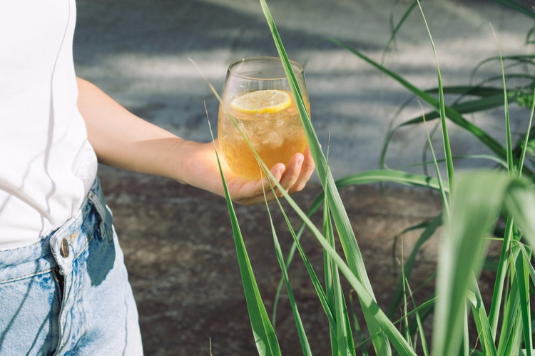 TGIF | rhoeco - herbal tea blen - rhoeco_fineorganicgoods | ello