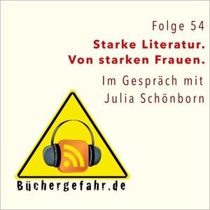 Im Podcast des Hauses ist Julia - sr_rolando | ello