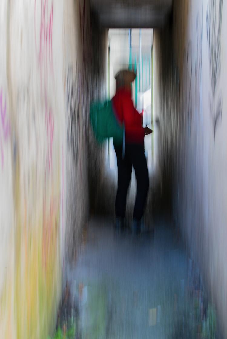 Alley - bradverts | ello
