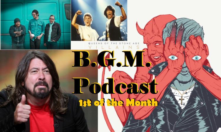 Podcast called 1st Month. forma - beardedgmusic | ello