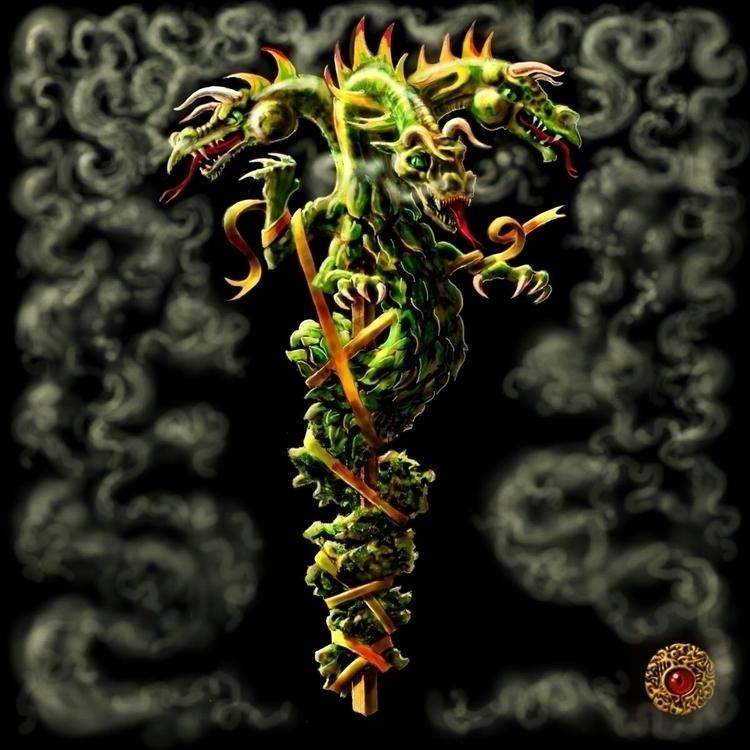 Tetra HYDRA Cannabinol  - cannabis - savageworlds | ello
