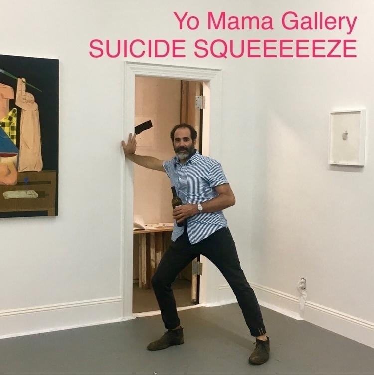 SUICIDE SQUEEZE open Labor Day - highfalootin | ello