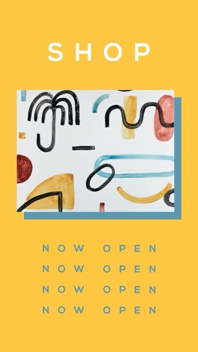 Finally opened website shop! Or - holalou   ello