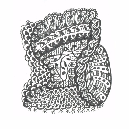 zentangle_2017-08-05 - nordzin | ello