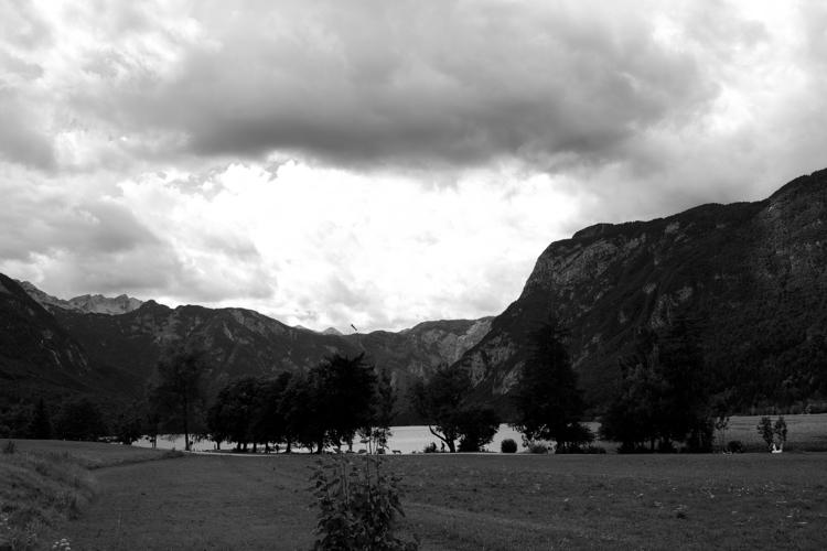 Bohonj - blackandwhite, mountains - glauke_w_ | ello