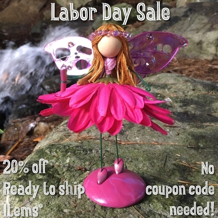 sale?! 20% ready shop items* or - faerieblessings | ello