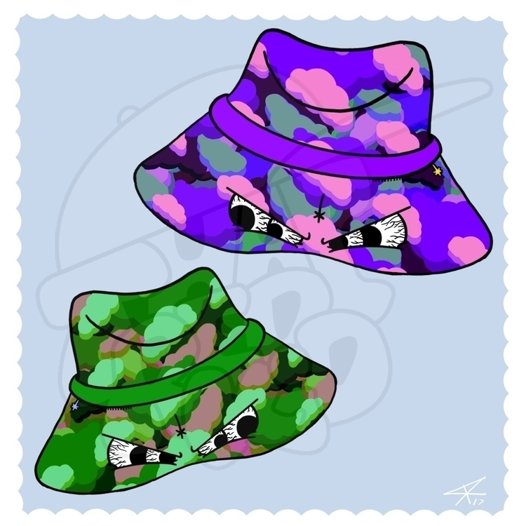 colorways bucket hat plan relea - thatredkid   ello