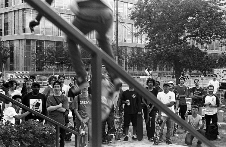 Frontside - skateboarding, goskateday - mikeylinehan | ello