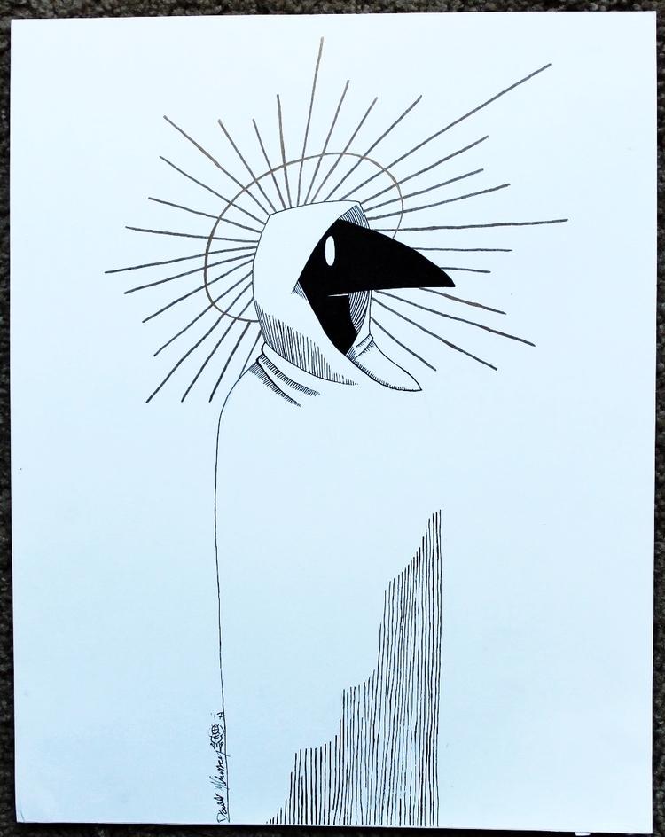 Holy Crow AKA Saint Shasta, Pat - crowspice | ello