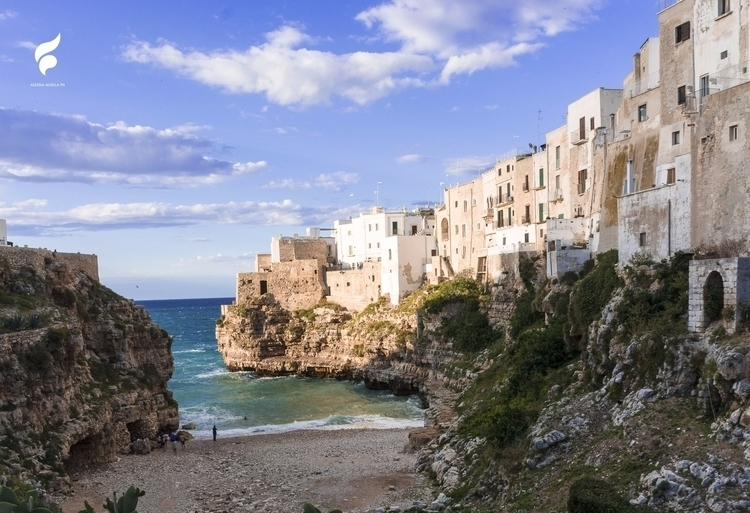 Polignano mare, Puglia, Italy - puglia - psicoale | ello
