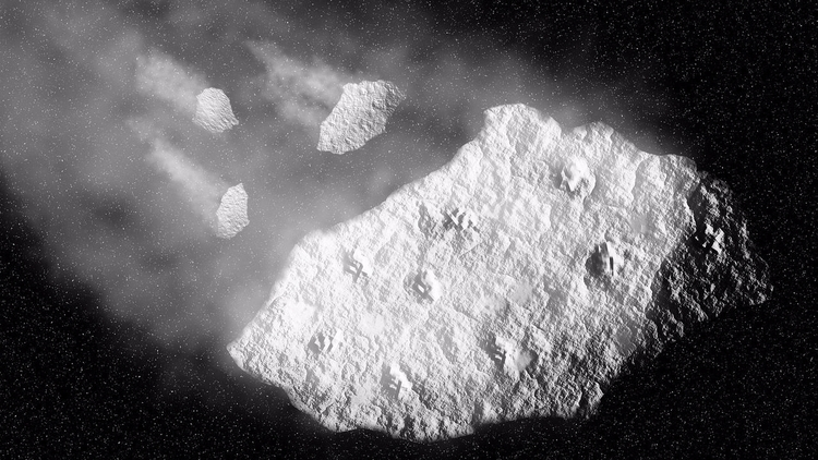 Asteroide Florence reveló sus d - codigooculto   ello