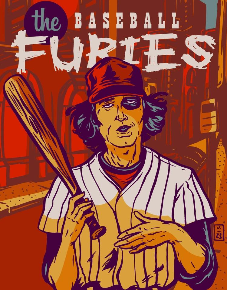 Furies (Warriors - illustration - thomcat23 | ello