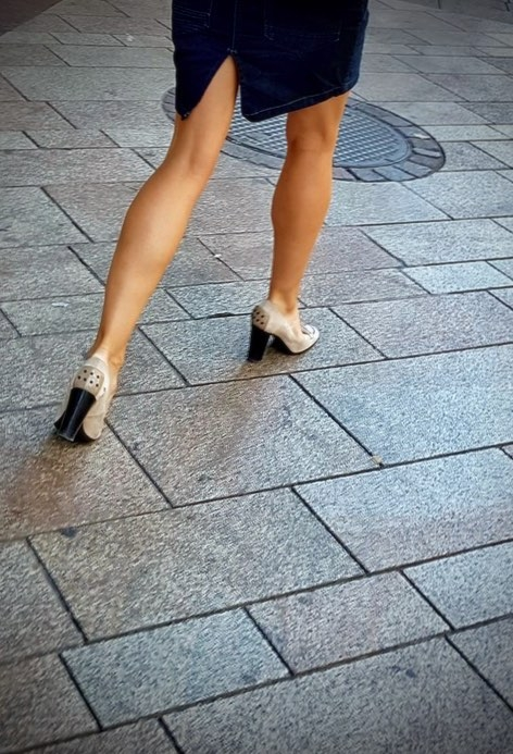 Aperture... Downtown, Geneva - Legs - ziolele   ello