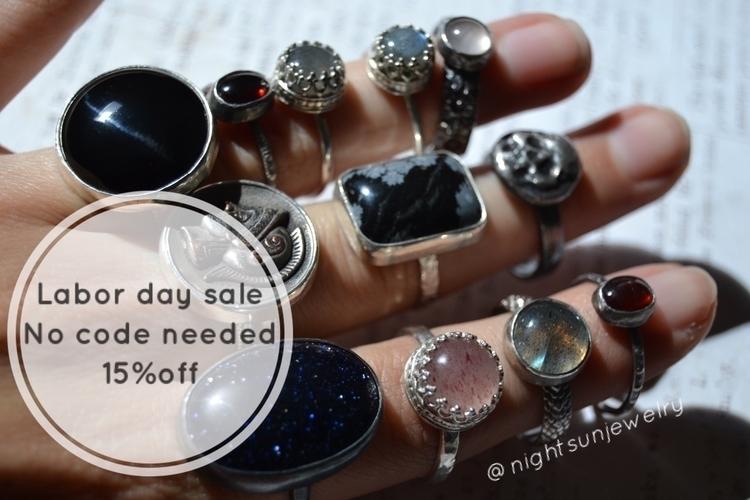 Labor Day sale etsy shop - jewelry - nightsunjewelry | ello