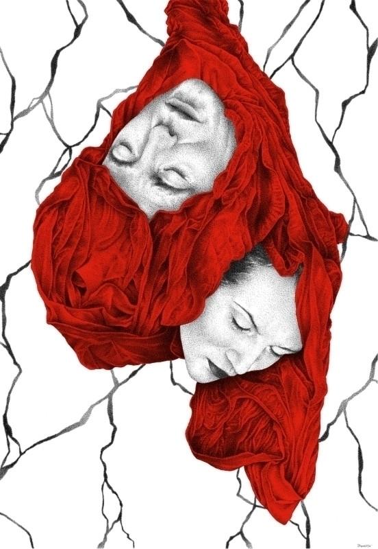 """Romeo Juliet"" Poster design St - renzorazzetto | ello"