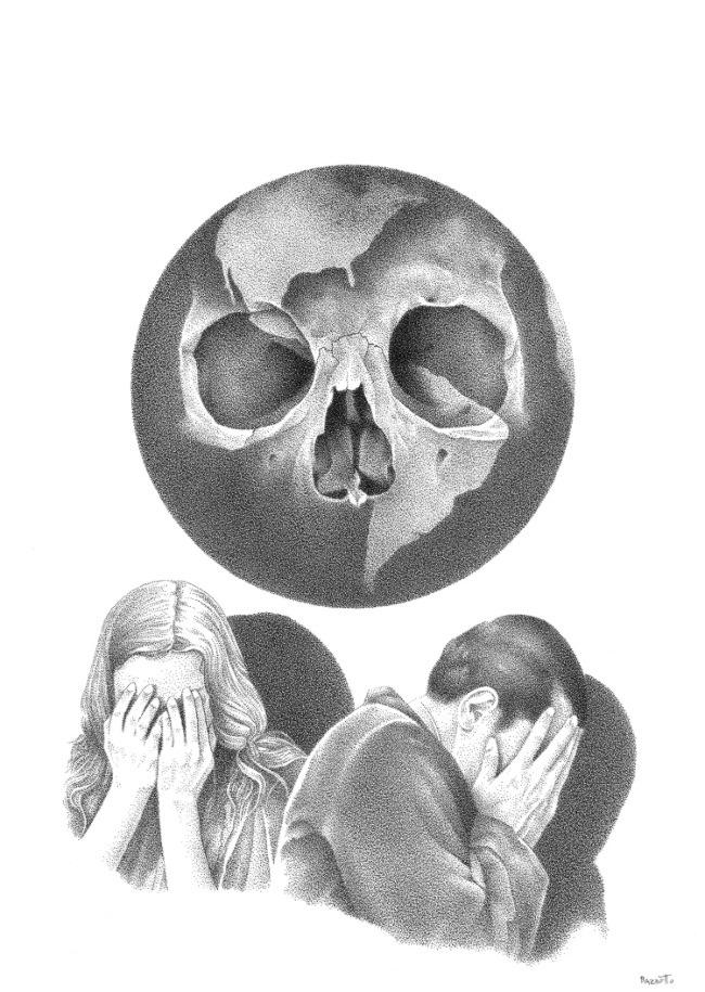 Illustration accompanies poem U - renzorazzetto | ello