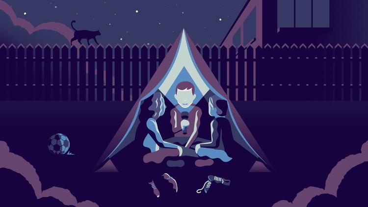 series conceptual illustrations - jack_fff | ello
