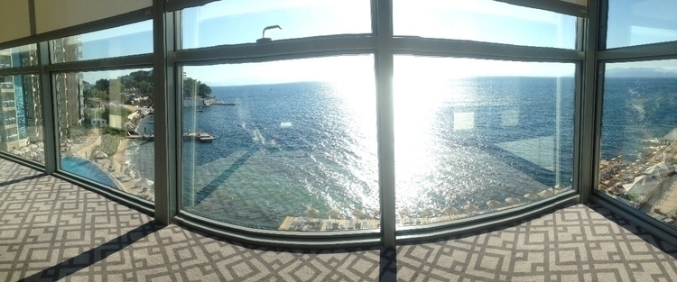Panorama, Sun Ocean - panorama, sun - rikoyogapratama | ello