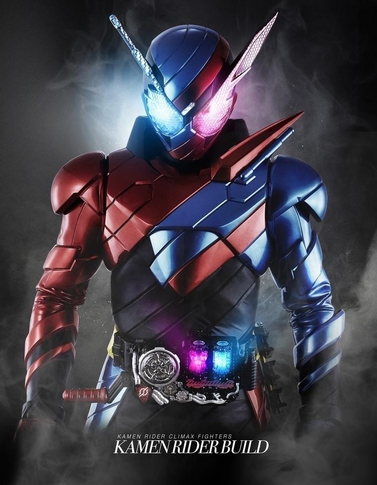Kamen Rider Build (TOEI COMPANY - shingos | ello