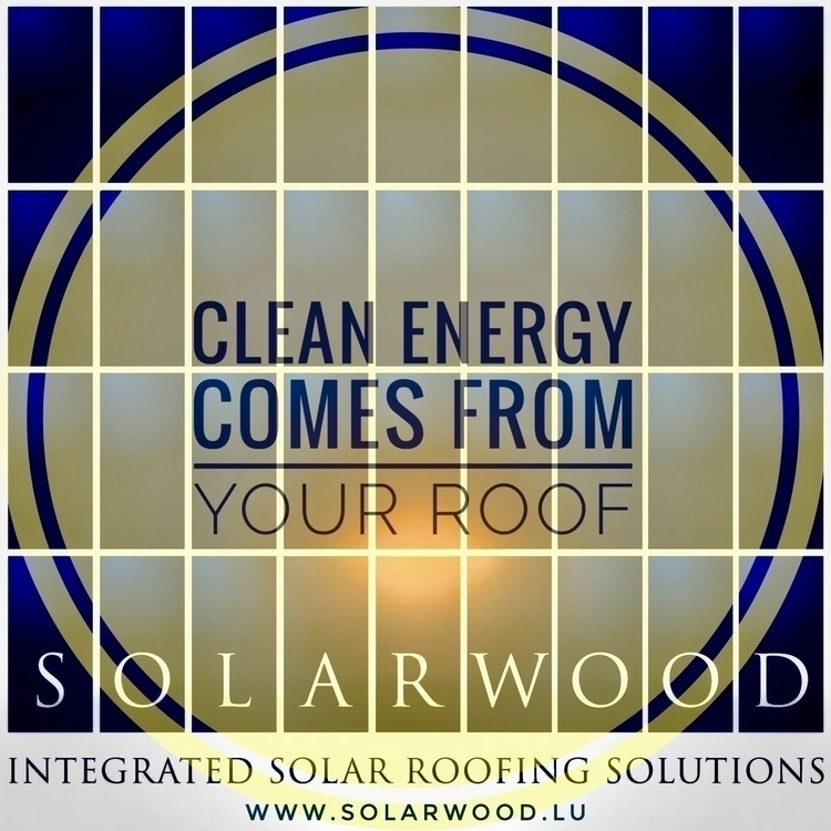 solarwood, perfectsolarroofintegration - willkreutz | ello