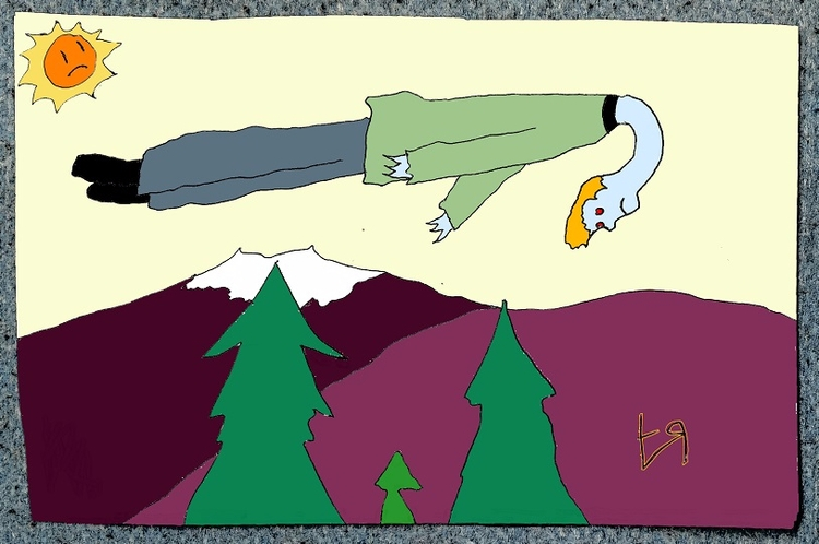 Marc Drifts Mountains Richard Y - richardfyates | ello