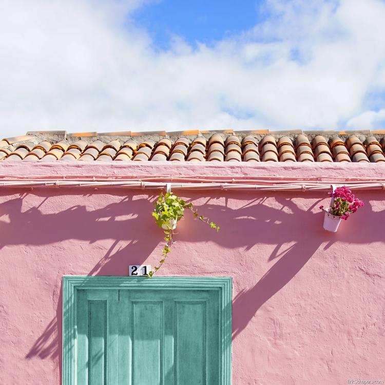 Pink Tenerife - tenerife, spain - erik_schepers | ello