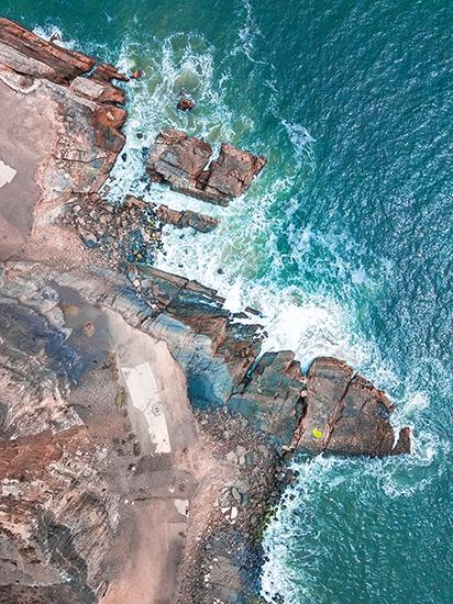 Drone shot coast PCH - zachiatrist   ello