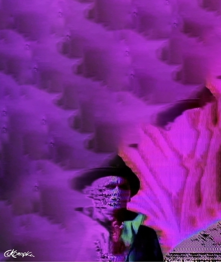 timeGhoul - videosynth, time, traveler - cskonopka | ello