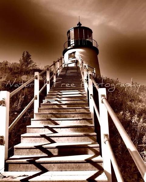 Owls Head Lighthouse - maine, owlshead - natureisfree | ello