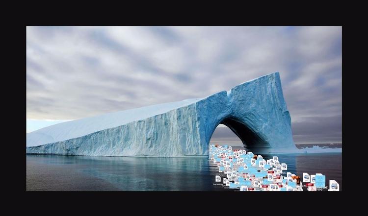 True North - art, arctic, artist - valosalo | ello