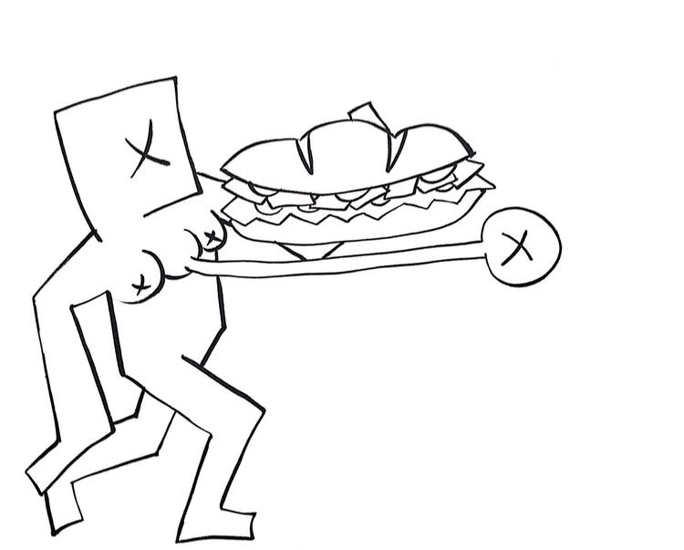 boooblong sandwich - nysometimes | ello