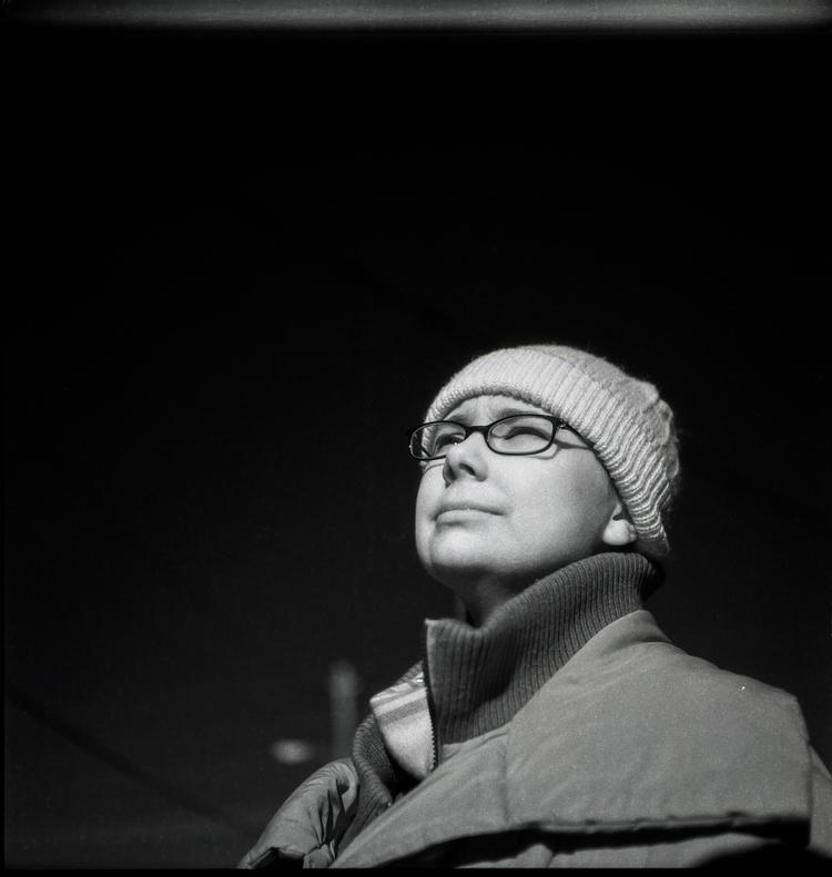 Portraits medium format film - karenwink | ello