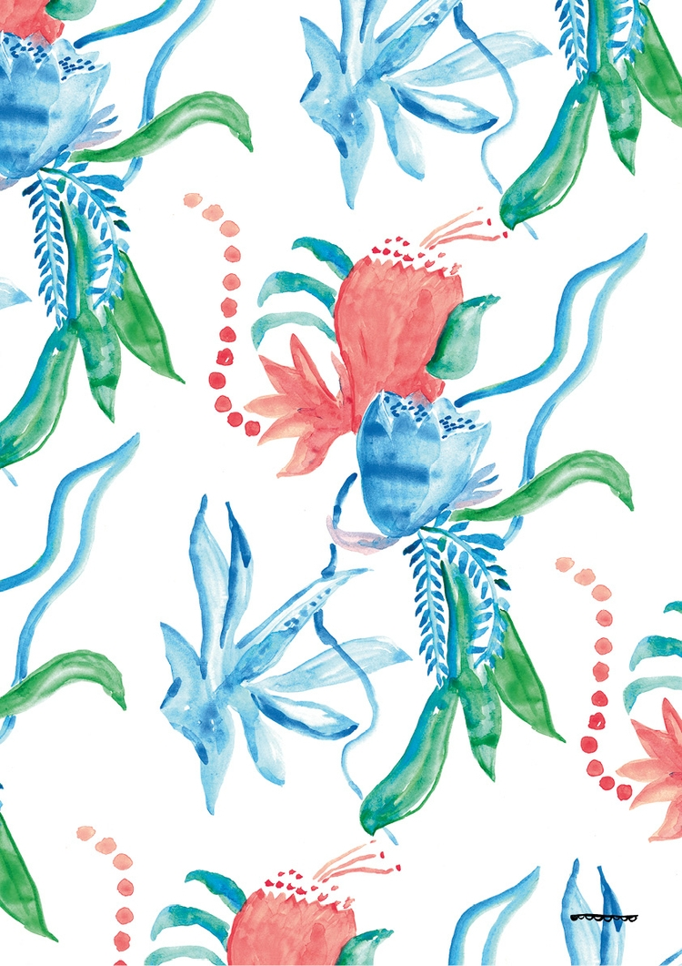 illustration, pattern, motif - floriane-9695 | ello