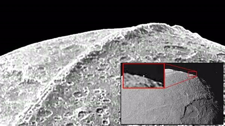 ¿Es la luna Lapetus satélite ar - codigooculto | ello