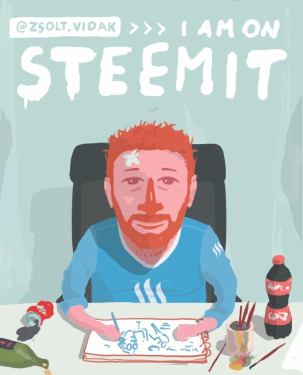 Follow STEEMIT! read interestin - zsoltvidak   ello