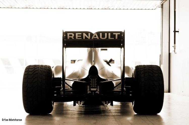 F1, Formula1, Renault, RenaultF1 - erfanmatcharan | ello