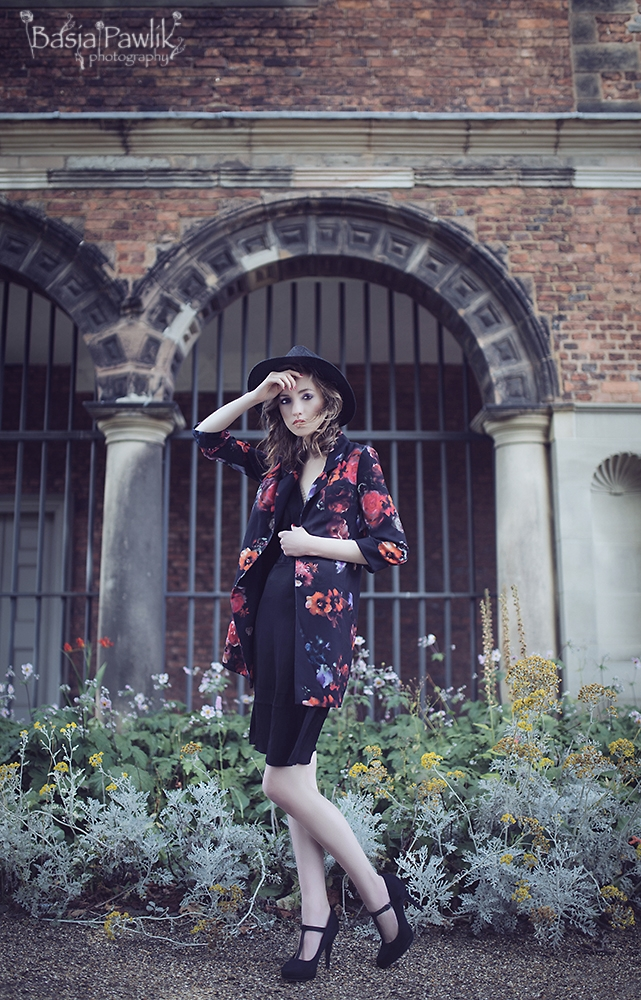 model: Joanna Sobesto Szerelmes - basiapawlikphotography | ello