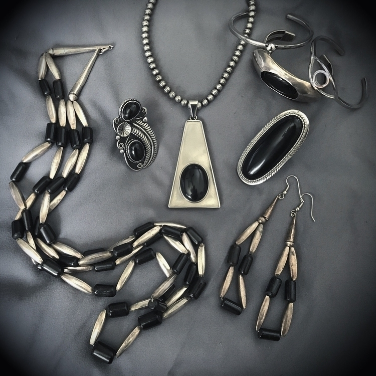 Jewelry day. • love adding jewe - evil_pawn_jewelry | ello