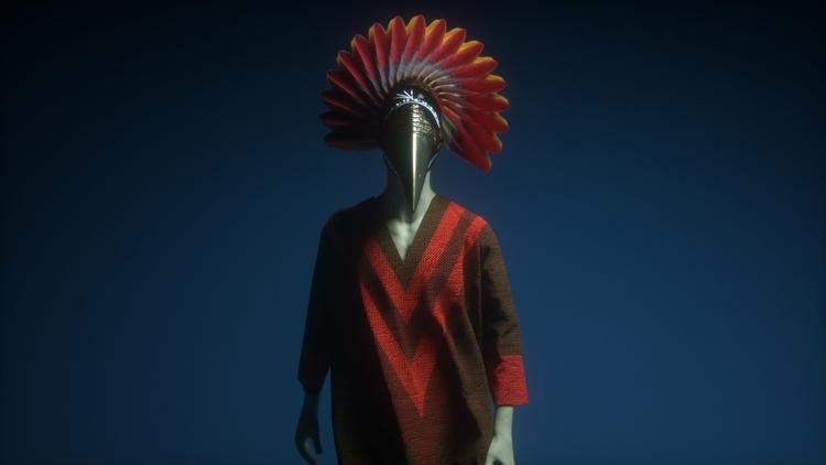 3D, paranoidme, render, abstract - aricecg   ello