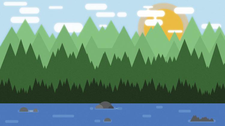 Forest - vendettadesigns   ello