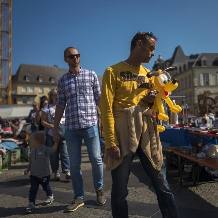 Plastic pet - luxembourgcity, streetphotos - cdelas | ello
