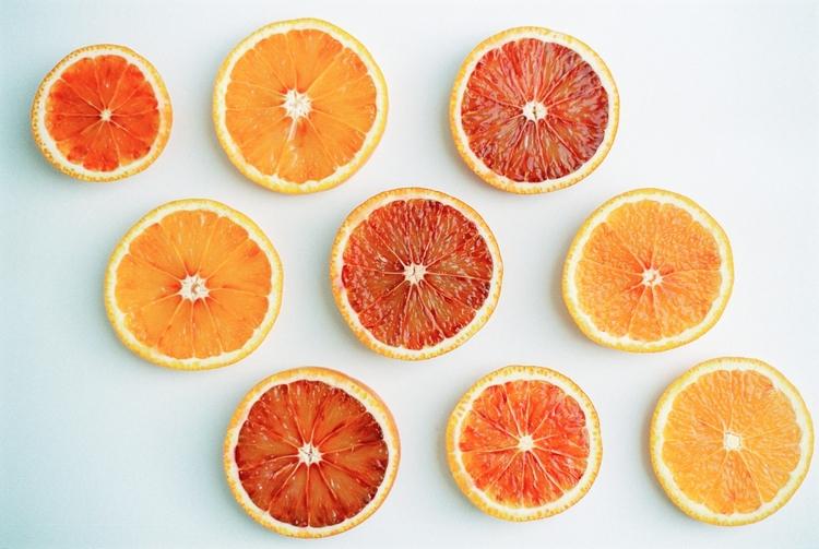 Orange glad Wednesday - color, orange - michelleamock | ello