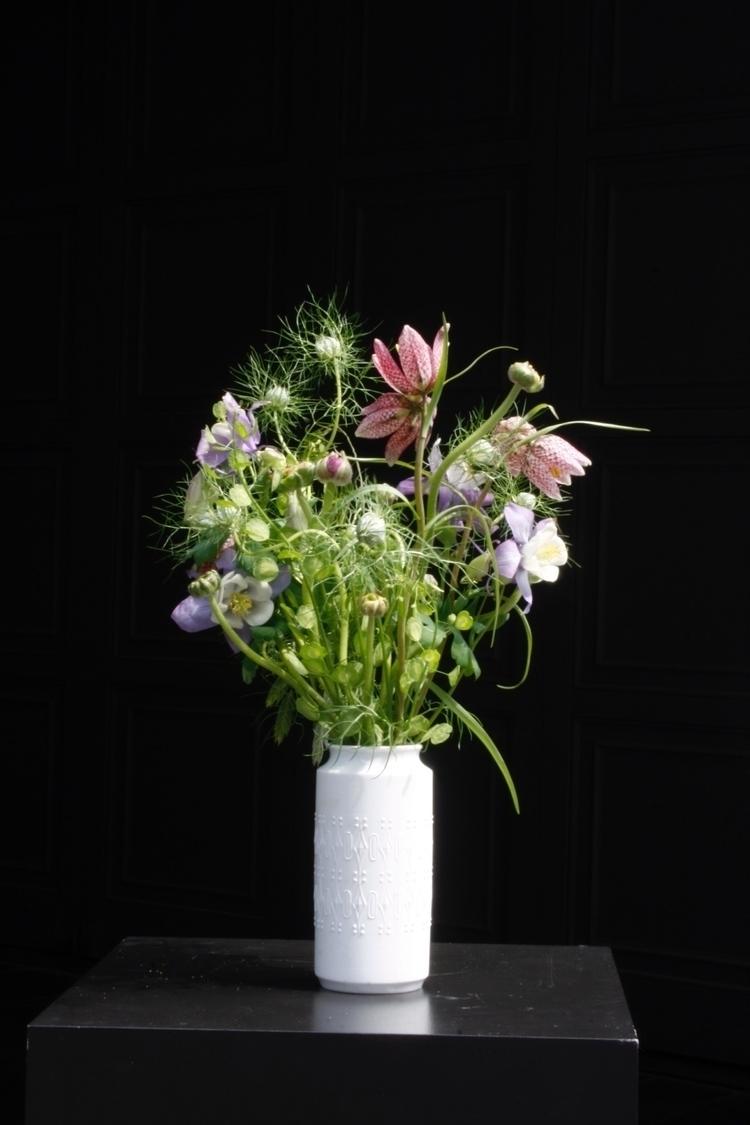 flowers, bouquet, guillaume.lanier - commelaneige | ello