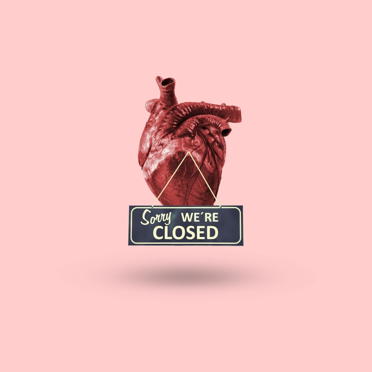 closed... IG - mehmetgeren, illustration - mehmetgeren | ello