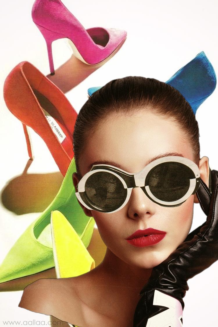 fashioncollage - aallaa | ello