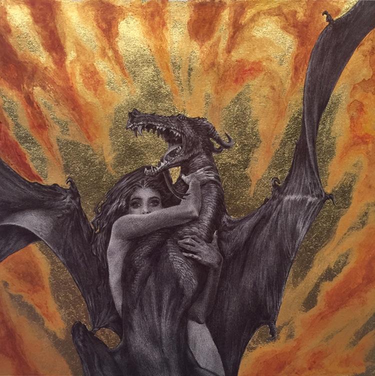'Dragonae' Rebecca Yanovskaya,  - geekynerfherder | ello