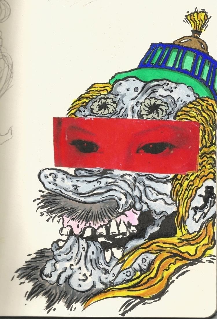 Master Yoshi    - artwork, art, canvas - drugquests   ello