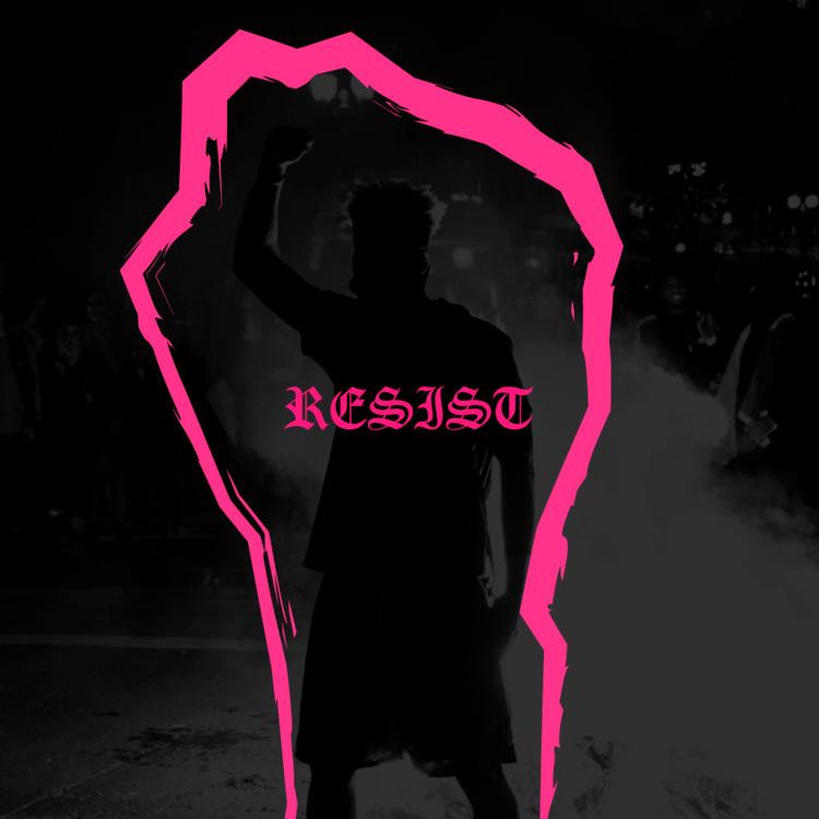 Resist - ArtistsOnEllo, ElloArt - yiruim | ello